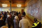 Wartburg: der Sängersaal