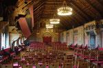 Wartburg: der Festsaal