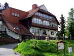 """Hotel """"Zum Schneekopf"""", Wildgerichten sowie Thüringer Spezialitäten"""