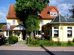"""Gasthaus & Pension """"Zum Hirsch"""",  Von einfach rustikal bis raffiniert."""