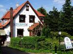 """Gaststätte """"Zum Waldbad"""", hausgemachte Thüringer Speisen"""