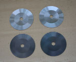 Messer für die Reifenherstellung / Standzeitsteigerung: Faktor 10-12