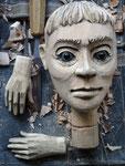 Marionnettes de stage / Johanny Bert / Clermont Ferrand 2019