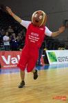Masque ballon de basket 2012, Coupe Suisse