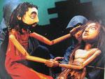 """""""Gilgamesh"""" 2001 Agder Teater Norvège"""