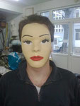 """Masque """"Barbie"""" Fox Cie"""""""