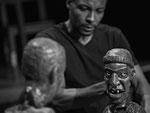 """""""Waste"""" 2016, Théâtre Le Poche / Genève"""