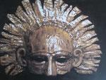 """Masque """" Britanicus """"2008  Th.Le Poche G. Desarthe"""