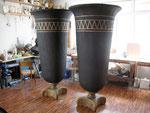 "Vase ""Phèdre"" 2007 TPR"