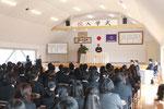 平成25年度入学式 来賓祝辞