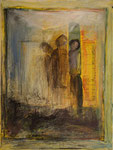 Traum, 2013, Acryl auf Leinwand, 30x40cm, verschenkt