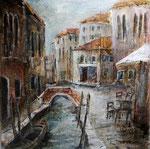 Venezia, Collage 2020, verkauft