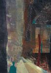 ohne Titel, 2006, Collage, 25 x 35 cm, verkauft