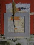 ohne Titel, 2003, Collage, 30x40cm