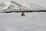 La neve di Campo Imperatore (AQ)