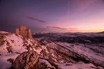 Tramonto - Rocca Calascio (AQ)
