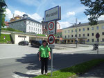 Pilger rückholung Mariazell am 09.06.2013