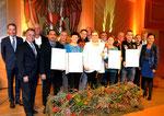Meisterfeier am 26.11.2013 Wirtschaftskammer Burgenland
