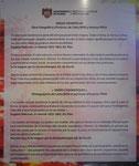 2015 - Tijuana / Mexique - exposition Ondas cromaticas - galerie Las Playas