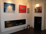 Novembre 2010 - Galerie Au Tour Du Feu - Paris