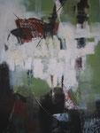 Leinwand-Acryl - 80x60 cm