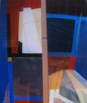Zwei Acrylplatten - 50x20 cm
