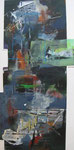 Acryl - Rahmen 90x50 cm - Landschaft 3
