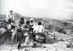 1928 - French Somaliland (now Djibouti), in the valley of Tela, northwest of Obok.  Teilhard wore a turban so as not to scare these still barbaric tribes.