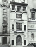The Wenner-Glen Foundation for Anthropological Research in New York City.  Pere Teilhard's office was on the fourth floor, the right-hand window.