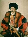 Serdar, cavaliere Stojan Jankovic (1637–1687) of Islam Grcki