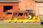 Ersatzteile beim Depot Alnabru/N