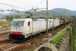 483 021 in Arquata Scrivia, Serfer Servizi Ferroviari S.r.l.
