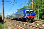 464 635 in Stazione di Tombolo, Trenitalia
