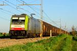 483 301 in Fiorenzuola d'Arda, Captrain Italia S.r.l.