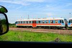 067 in Villalunga, FER Ferrovie Emilia Romagna