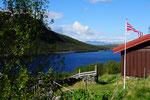 Wanderung im Dovrefjell/N