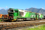 520 009 in Iseo, FNM Ferrovie Nord