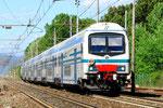 78 078 in Stazione di Tombolo, Trenitalia
