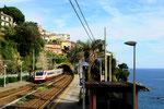 460 023 in Zoagli, Trenitalia
