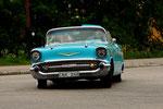 Mittsommer Oldtime Car Corso in Gällivare/S