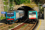 483 013 in Zoagli, Captrain Italia S.r.l.