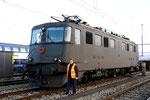 """Abschlussfahrt Ae 6/6 2013 """"Nostalgie er-fahren"""""""