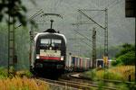 182 510 der TX Logistik bei Gemünden/D