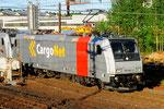 Ex CargoLink BR 185 683 in Oslo-Alnabru/N