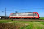 483 030 in Castel San Pietro Terme, Ferrovia Adriatico Sangritana S.p.a.