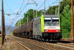 483 303 in Stazione di Tombolo, Captrain Italia S.r.l.