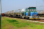 711 009 in Trecate, Serfer Servizi Ferroviari S.r.l.