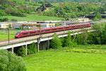 575 023 in Ciliegi, NTV Nuovo Trasporto Viaggiatori