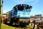 Strukton Rail Tc 9506 in Kristinehamn/S