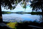 Übernachtungsplatz am Oldsjon See im schwedisch/norwegischen Grenzgebiet